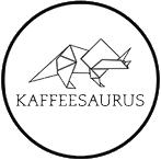 Kaffeesaurus Logo